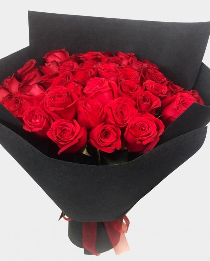 100 Rosas - Florería Miranda