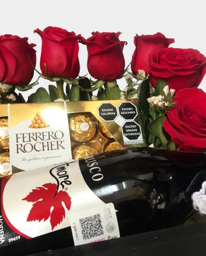 I Love You - Florería Miranda