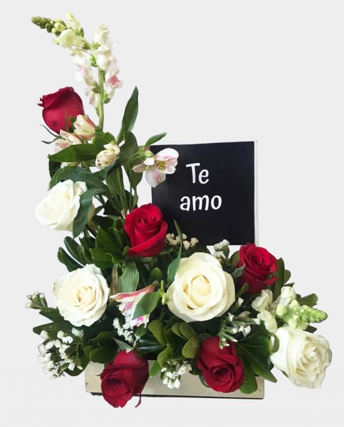 Te Amo - Florería Miranda
